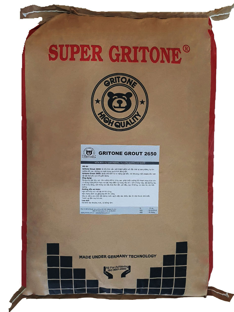 GRITONE GROUT 2650